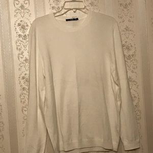 white sweater 🌟🌸XL